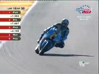 MotoGP Valenciana гонка 2007