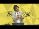 My new sampling device - Gotye at NFSA Connects (15.02.13)