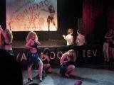 Фестиваль-конкурс по strip-dance Movimiento sexy -2012
