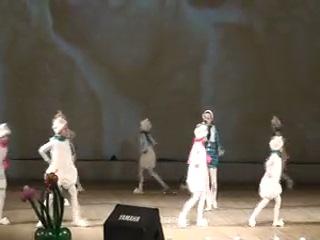 Премьера с мишками на конкурсев концертном зале гостиницы Санкт-Петербург 18.04.2013