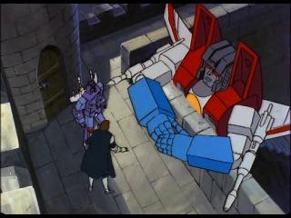 Трансформеры G1 - 2 сезон 24 серия - Десептиконы при дворе короля Артура