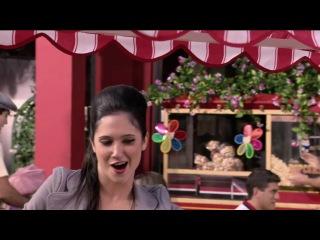 Клип из сериала Виолетта - Junto a ti