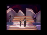 Pia Zadora&Jermaine Jackson - When The Rain Begins To Fall(Kultnacht 1985)