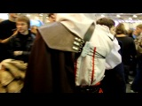 Ассасин сливается с толпой, Игромир 2012