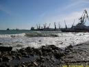 Гордость и слава Феодосии Автономная Республика Крым Морской торговый порт