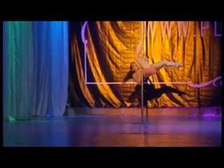 Лубкина Мария. Artistic Pole dance (профессионалы).