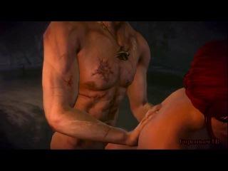 Секс с трисс бьянкой и цинтией
