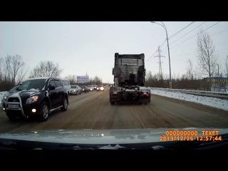 Водитель водителю - друг товарищ и запасное колесо!