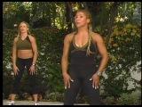 Голливудский тренер - упражнения для ягодиц и бедер