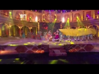 Khushi and Jeevika on Star Plus for Diwali