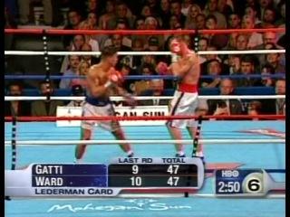 один из лучших боксерских поединков