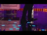 Tom Hiddleston dance on the Show Chatty Man on 1st November 2013