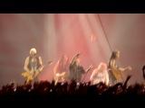Последний концерт Скорпионс в Питере 17.04.2012