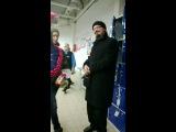 странный дед в АТБ))