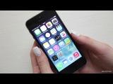 Обзор смартфона Apple IPhone 5s_HD ul.a!!это же новенький айфон__))))))