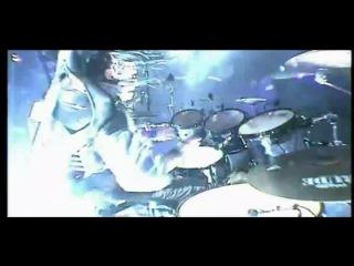 Joey Jordison (Slipknot) Drum Solo - Самый быстрый барабанщик в мире!