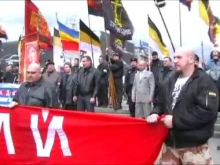 Славянский Союз против ул.Кадырова. ч.2