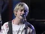 Nirvana Одно из самых скандальных выступлений Нирваны