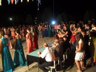 Выпускной вечер 2012 Лечинкай