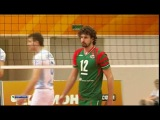Лига Чемпионов Зенит (Казань) - Локомотив (Новосибирск) 30.10.2013