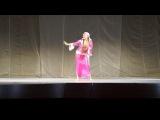 шабии, танец с тростью