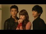 Ким Су Хен и Тэкён целуют Сюзи на фотосессии для постера к дораме Dream High