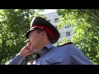 Алкоголик из Пресслужбы ГИБДД Челябинска