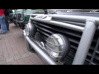 VW Country Sommertreffen 2010 drei Minuten Trailer