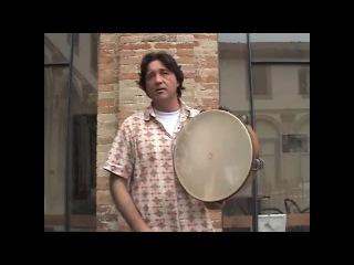NAFDA Frame Drum Features 9 - Tammorra - Tammurriata