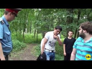 Оккупай Педофиляй Тесак в г Санкт Петербурге. Ноющий гук и Максим Литвинов
