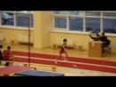2 взр. разряд. 21.12.13 прыжок 2