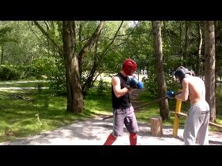 Тренировка в парке м.Сокольники (20.05.2012) 2