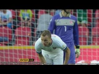 Чехия 0:1 Армения (Карлен Мкртчян)