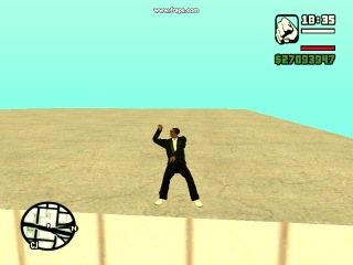Опа гангам стайл в GTA SAN ANDREAS :D
