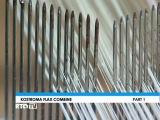 RTG TV. Костромская льняная мануфактура (Costroma Flax Combine) (2010)