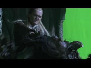Хоббит: Пустошь Смауга / The Hobbit: The Desolation of Smaug.Русское видео о съёмках #3 (2013) [HD]