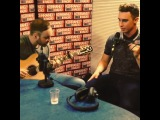 @kerrangradio  Donny B in the place to be! Session coming soon... @DONBROCO #YouWannaKnow