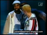 eminem wins best video from a film