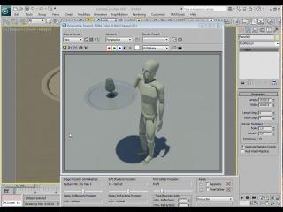 Основы 3D-моделирования в 3ds Max ч.5 (видео уроки) [compteacher.ru]