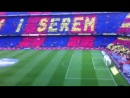 Выход команд Барса 12 Реал