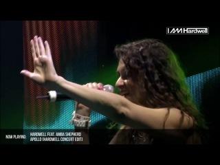 Hardwell feat. Amba Shepherd - Apollo (Hardwell Cocert Edit)