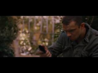 Первая экшен-сцена из фильма