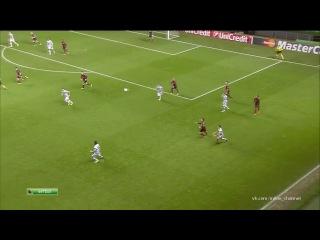 Селтик 0-3 Милан 5 тур ЛЧ 26.11.2013 обзор матча