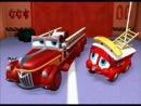 Финли - маленькая пожарная машина. 1 сезон 1 серия. Поездка на свалку / Декс испортил игру