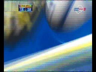 Волейбол / Женщины / Большой Чемпионский Кубок / 2-й тур / Бразилия – Таиланд 1