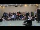 Bboy Leprichaun 3'16 crew vs bboy Stepone Fank fanatix
