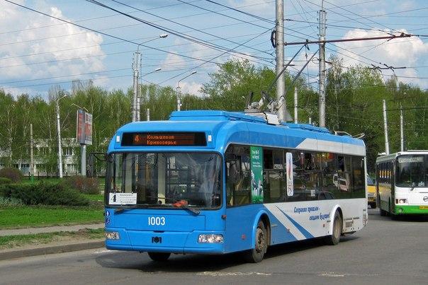 Схемы движения автобусов и