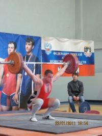 Кирилл Баринов, Новосибирск
