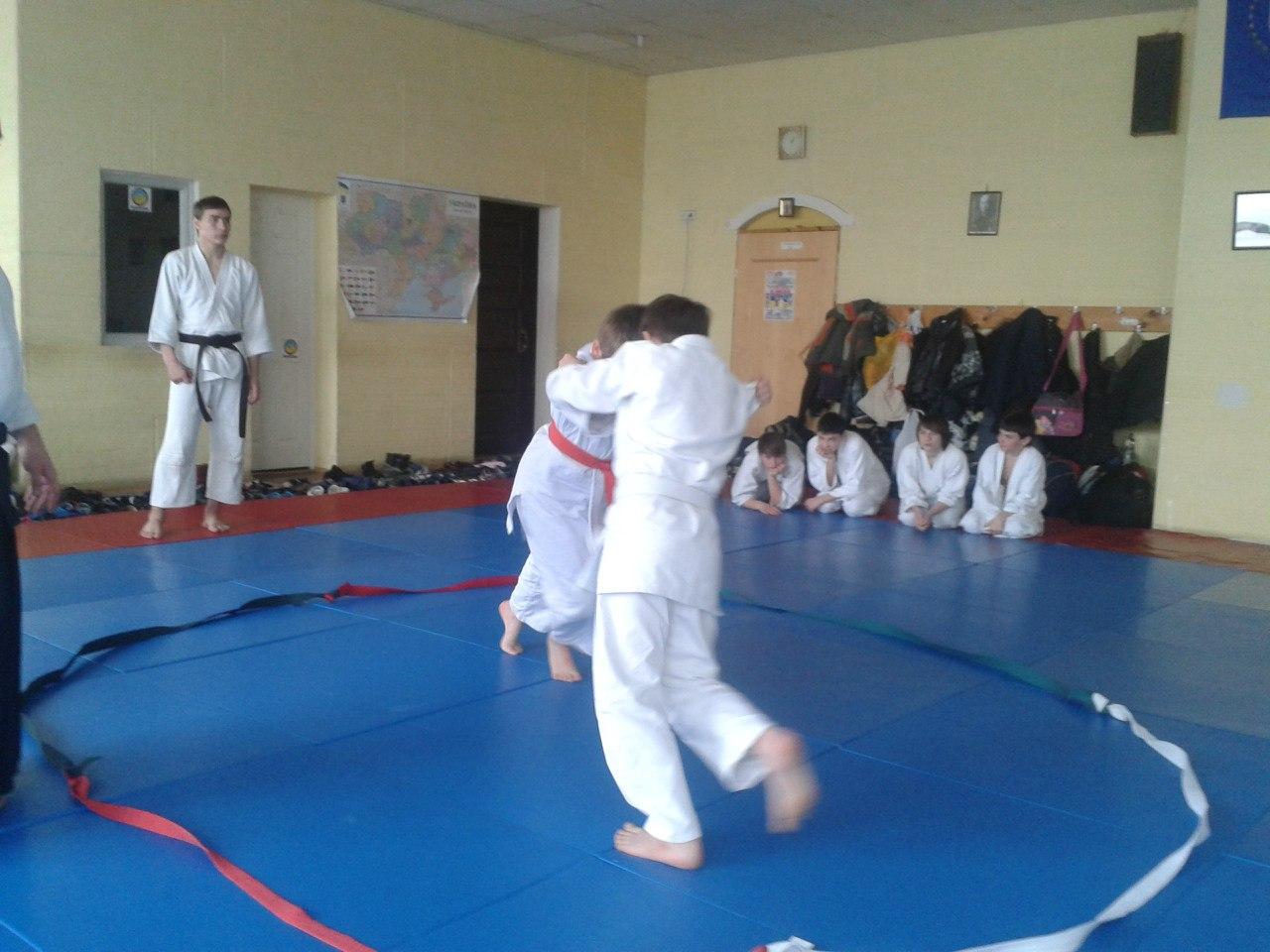Айкидо для детей в Луганске 9-13 лет