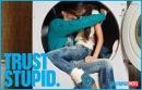 Еще более глупая рекламная кампания от Diesel, коллекция осень...